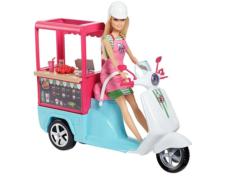 barbie karrieren cooking baking snack roller puppenzubeh r. Black Bedroom Furniture Sets. Home Design Ideas