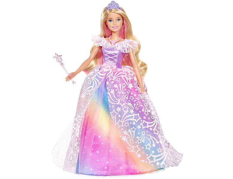 barbie dreamtopia ultimate princess puppe blond modepuppen. Black Bedroom Furniture Sets. Home Design Ideas