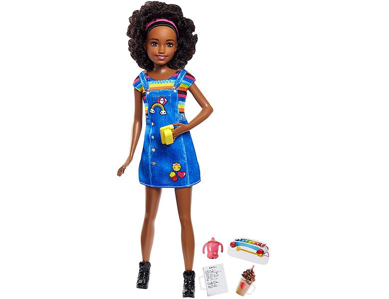barbie skipper babysitters inc puppe und zubeh rset. Black Bedroom Furniture Sets. Home Design Ideas