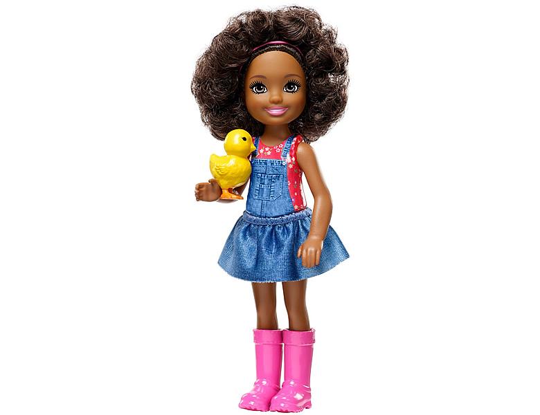 barbie spass auf dem bauernhof chelsea modepuppen. Black Bedroom Furniture Sets. Home Design Ideas