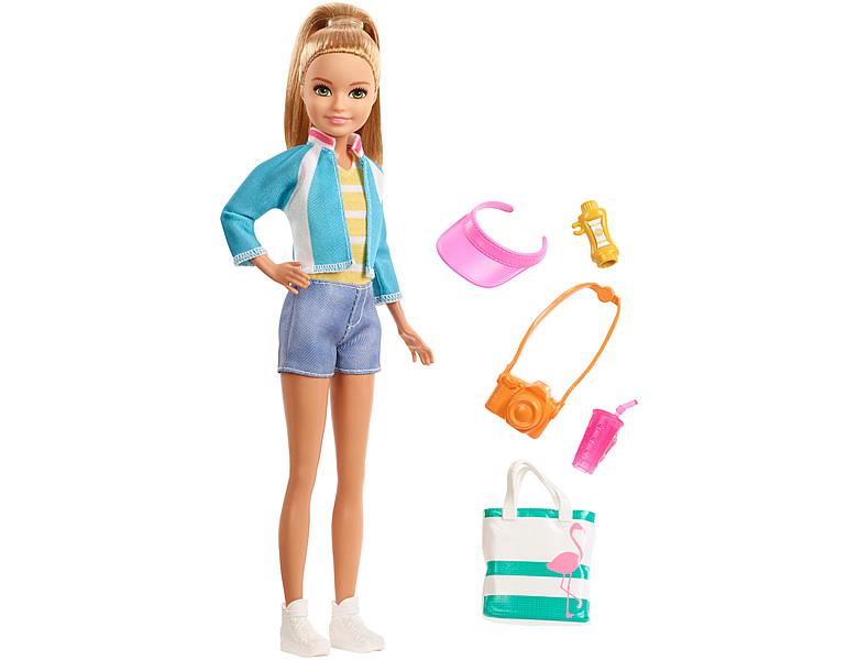 barbie familie freunde reise stacie puppe modepuppen. Black Bedroom Furniture Sets. Home Design Ideas