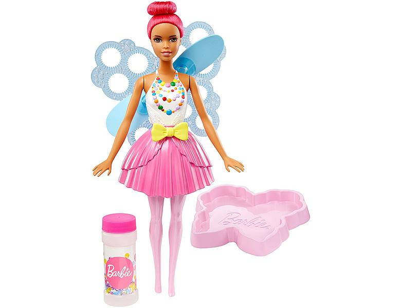 barbie dreamtopia seifenblasen fee rotes haar modepuppen. Black Bedroom Furniture Sets. Home Design Ideas
