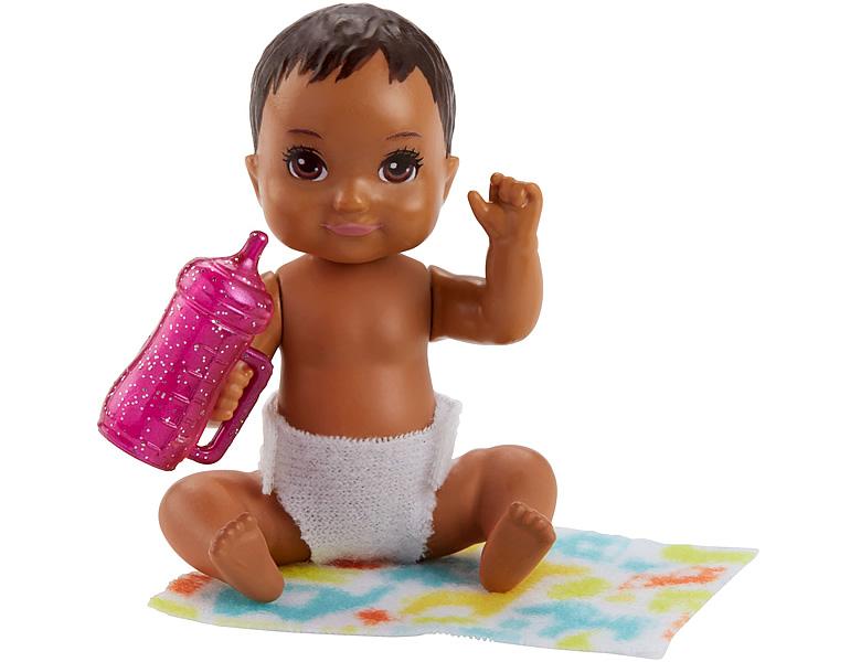 barbie skipper babysitters inc baby puppe und zubeh r 5. Black Bedroom Furniture Sets. Home Design Ideas