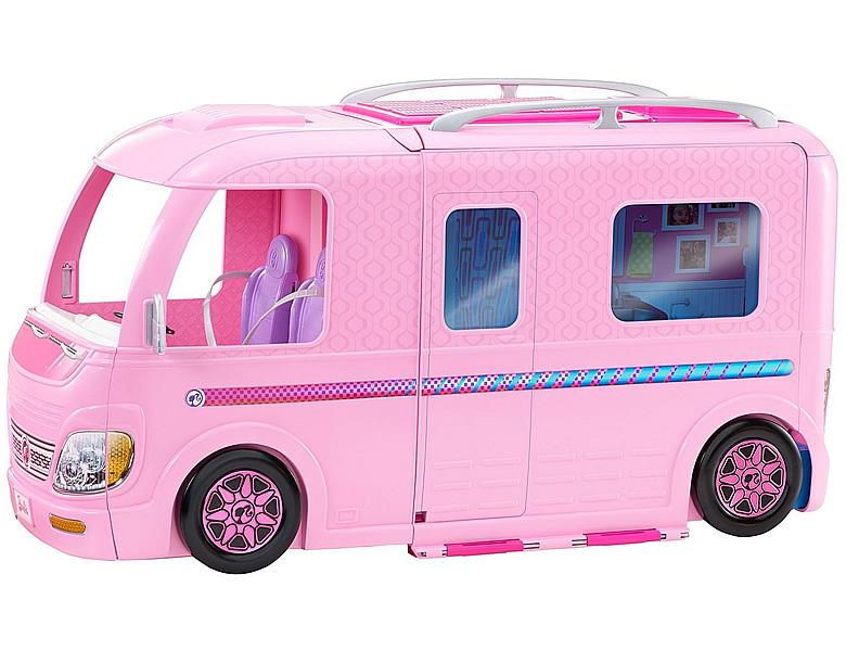 Camping Car Barbie Auchan