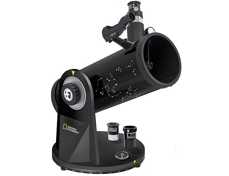 bresser national geographic 114 500 kompakt teleskop. Black Bedroom Furniture Sets. Home Design Ideas