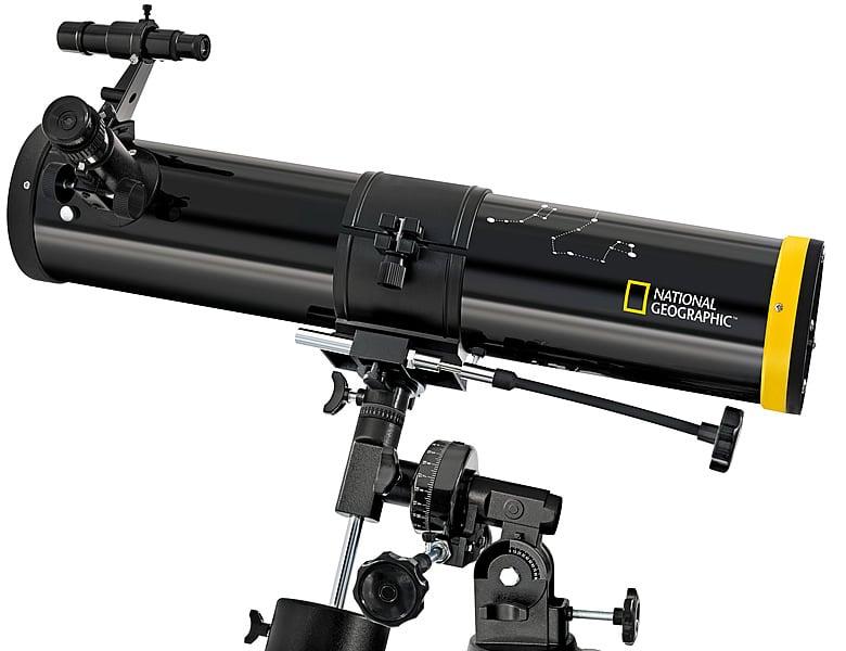 bresser national geographic 76 700 reflektor teleskop eq. Black Bedroom Furniture Sets. Home Design Ideas