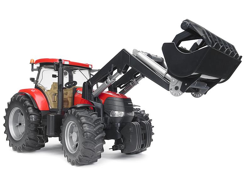 Bruder fendt traktor favorit vario mit frontlader