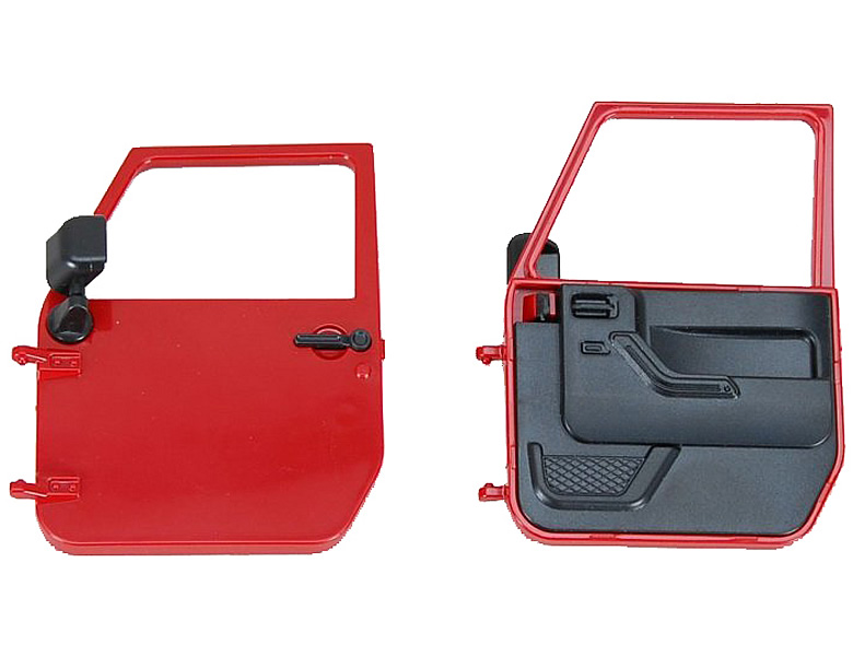 bruder t ren jeep wrangler rubicon rot ersatzteile. Black Bedroom Furniture Sets. Home Design Ideas