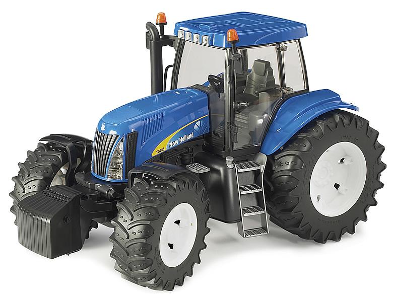 Bruder steyr cvt traktor mit frontlader