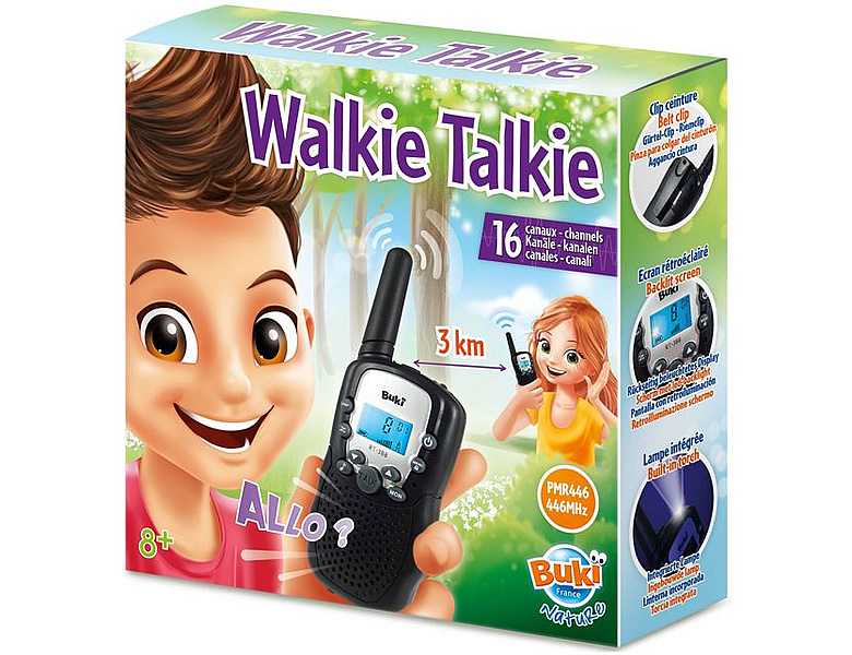 Buki Nature Walkie Talkie