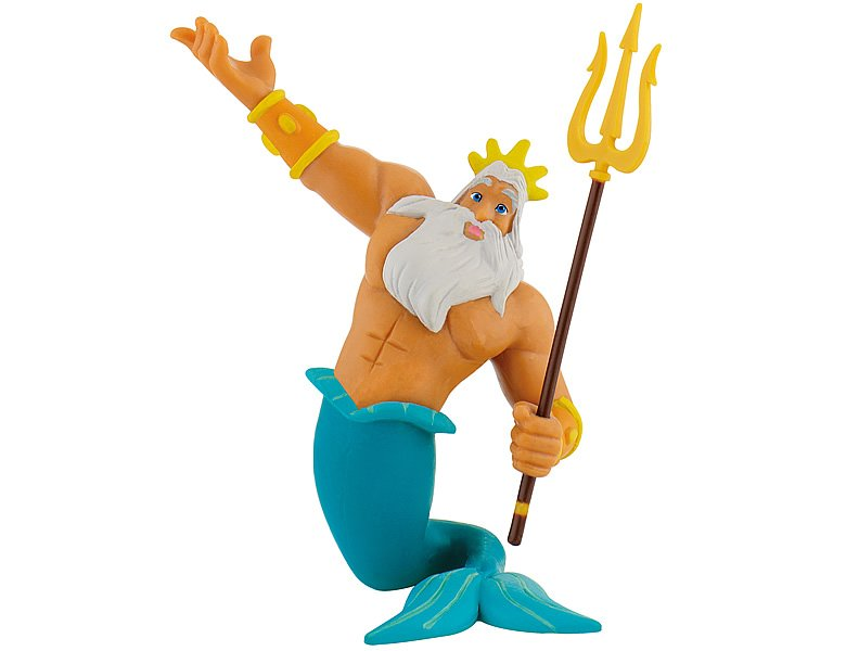 Bullyland Comic World Triton Disney Princess | Disney Spielfiguren