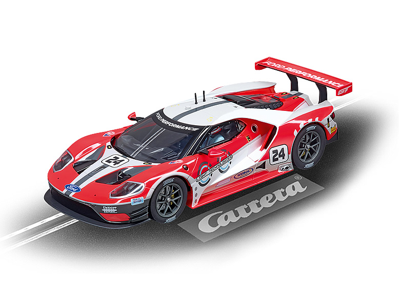 carrera digital 124 ford gt race car rennbahn. Black Bedroom Furniture Sets. Home Design Ideas