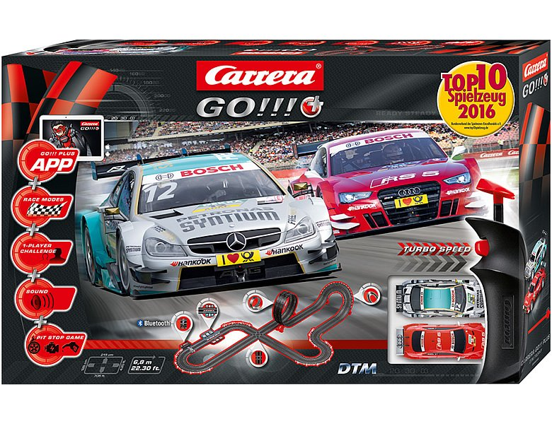Carrera Go Plus DTM Trophy