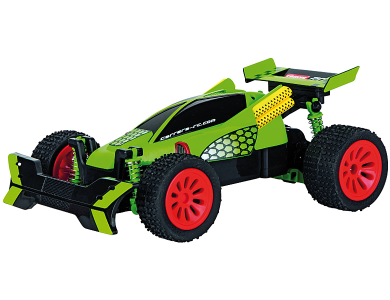 Carrera RC Buggy Green Lizzard II