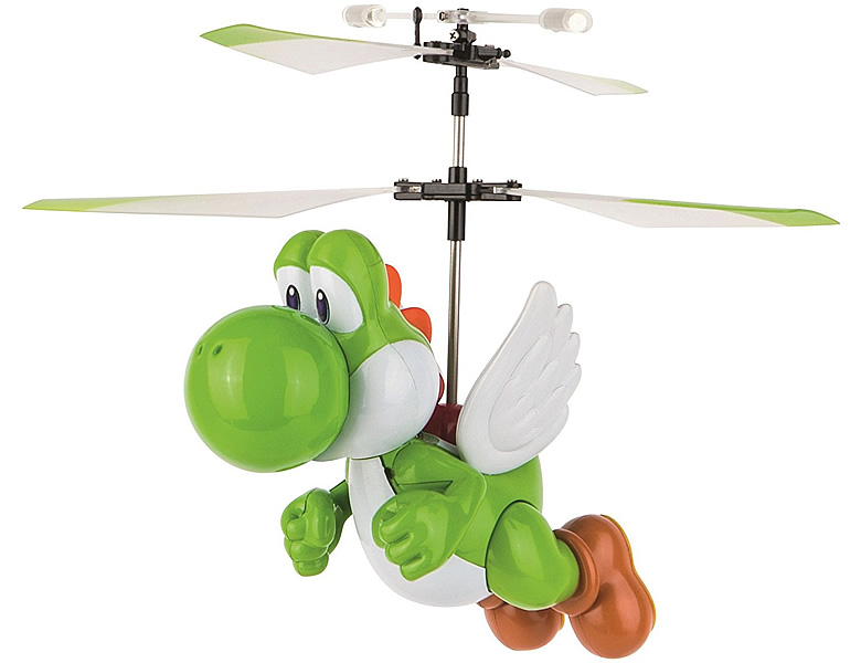 Carrera RC Air Flying Yoshi Super Mario