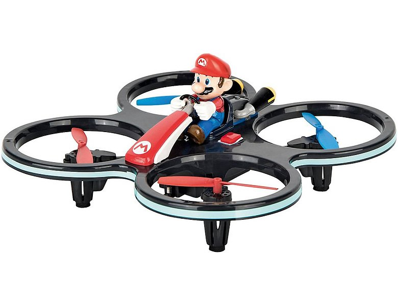 Carrera RC Super Mario Mini Mario Copter