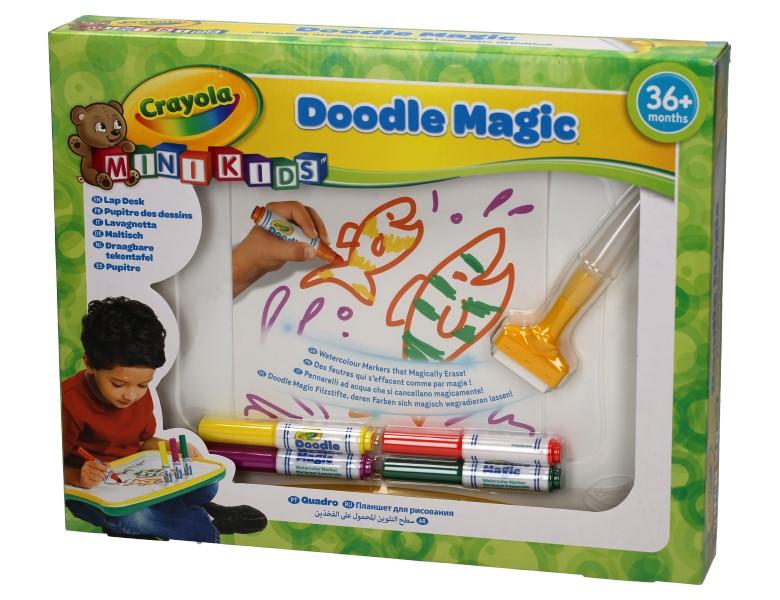Crayola Doodle Magic Maltisch Aqua Doodle