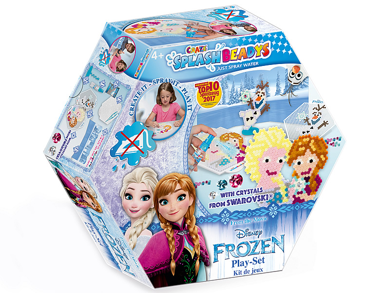 Craze Splash Beadys Spiel-Set Disney Frozen