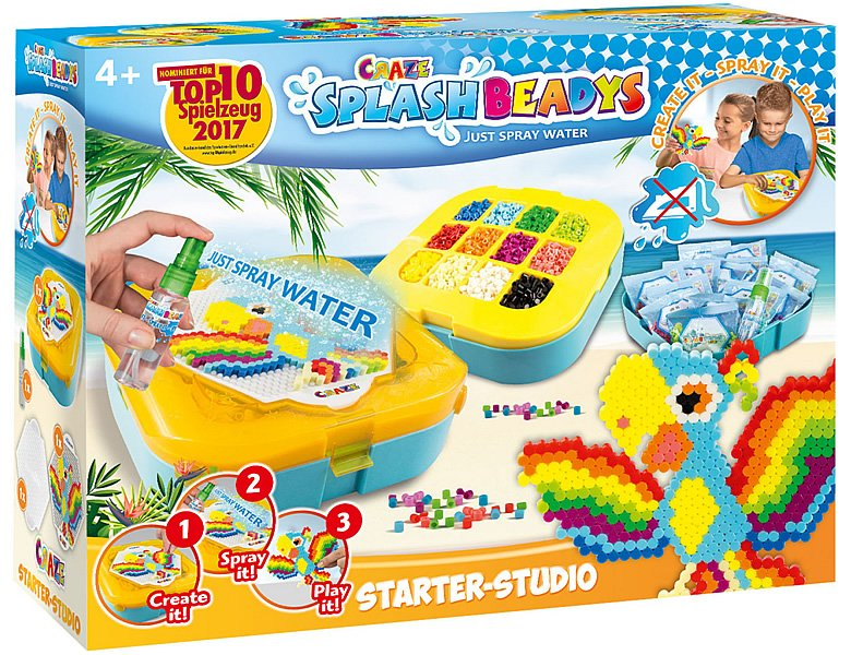 Craze Splash Beadys Starter Studio