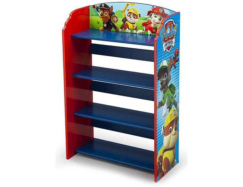 delta children paw patrol b cherregal kinderm bel. Black Bedroom Furniture Sets. Home Design Ideas