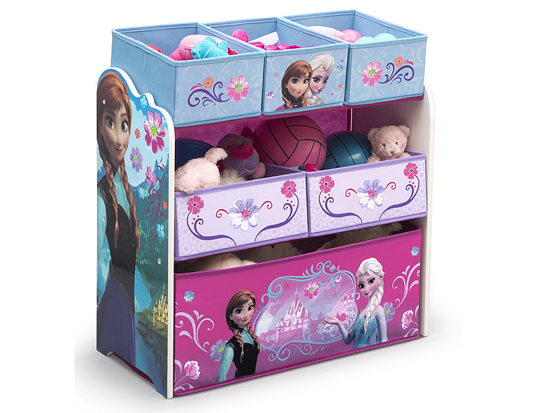 delta children disney frozen aufbewahrung m bel. Black Bedroom Furniture Sets. Home Design Ideas