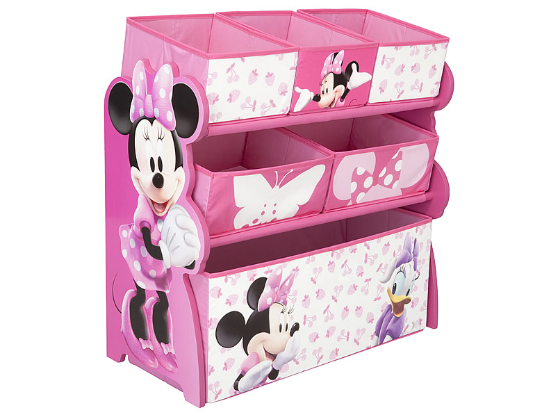delta children minnie mouse aufbewahrung m bel. Black Bedroom Furniture Sets. Home Design Ideas
