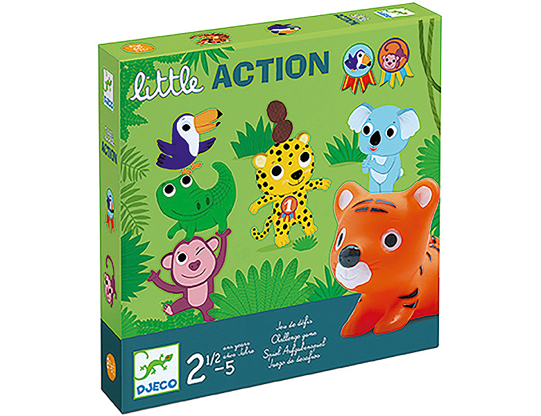 Djeco Spiele Little Action