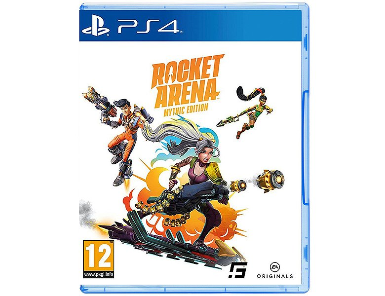 Electronic Arts PS4 Rocket Arena - Mythic Edition