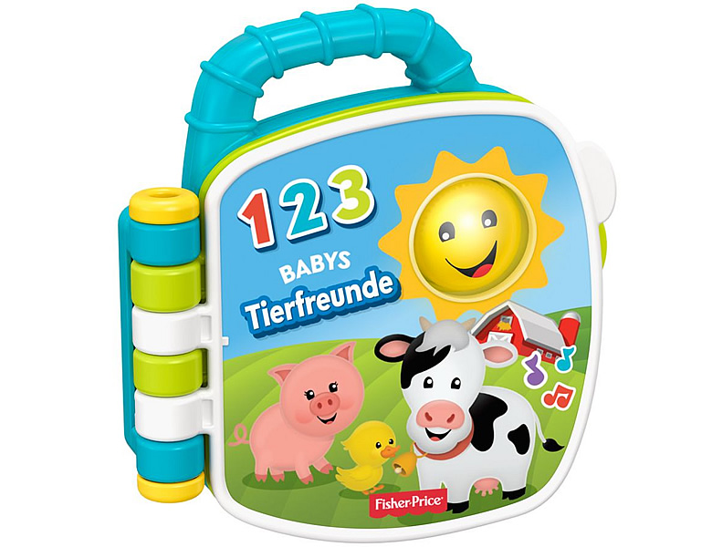 Fisher-Price Tierfreunde-Liederbuch