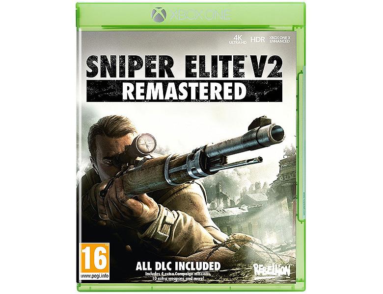 game xbox one sniper elite v2 remastered