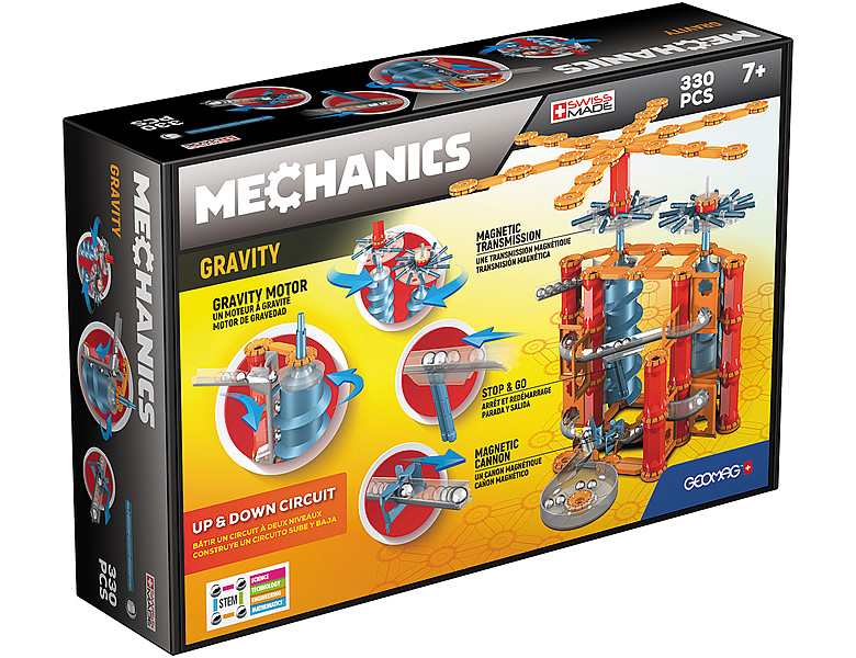 Geomag Mechanics Gravity Up & Down 330Teile