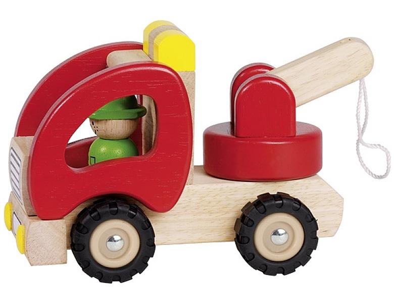 Goki abschleppwagen spielzeugautos