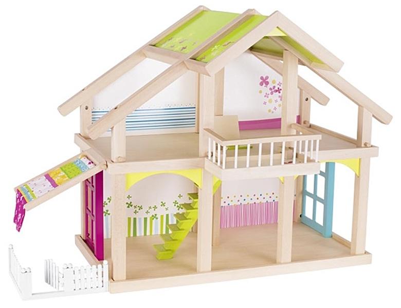 Goki Susibelle Puppenhaus Veranda ohne Dekoration | Puppenhäuser