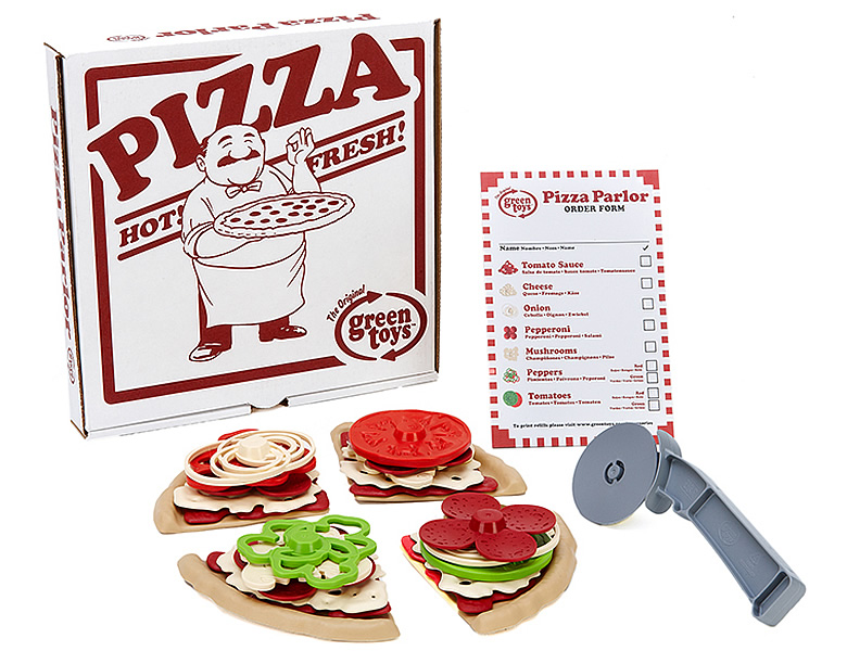 Pizza Spielset