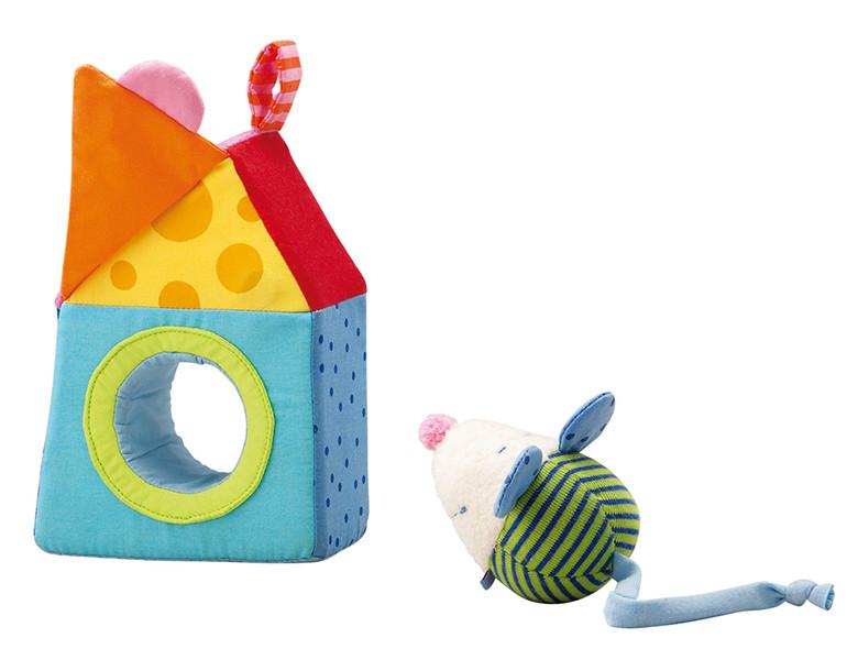 haba kleinkind maus im haus spielesets und figuren. Black Bedroom Furniture Sets. Home Design Ideas