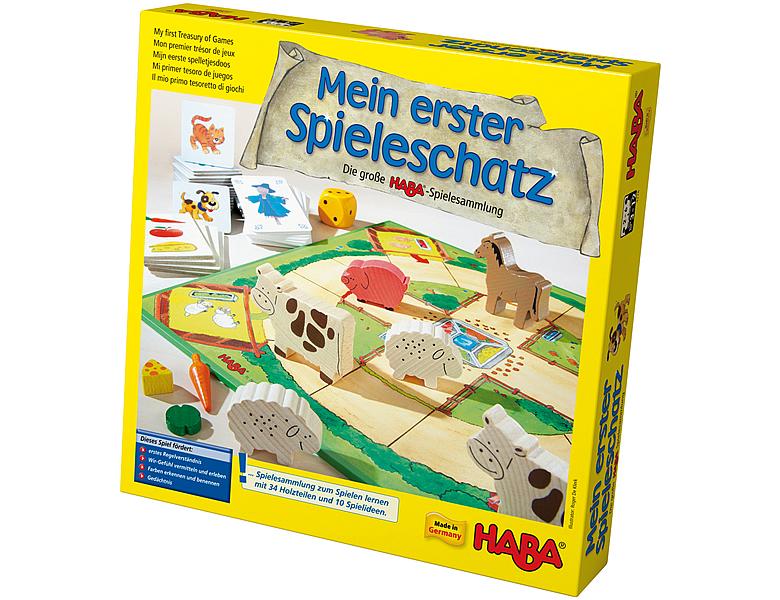 Haba Spieleschatz