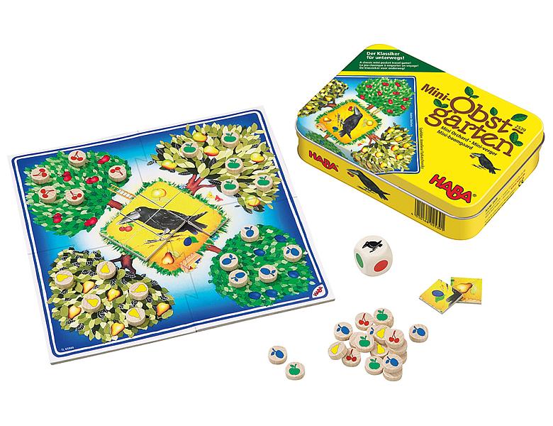 Obstgarten Spiel Ab 2