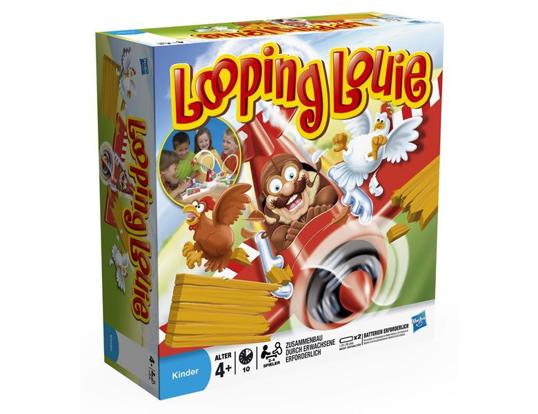 Hasbro Gaming Looping Louie