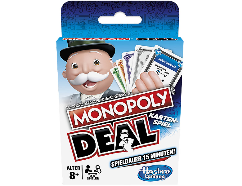 Hasbro Gaming Monopoly Deal
