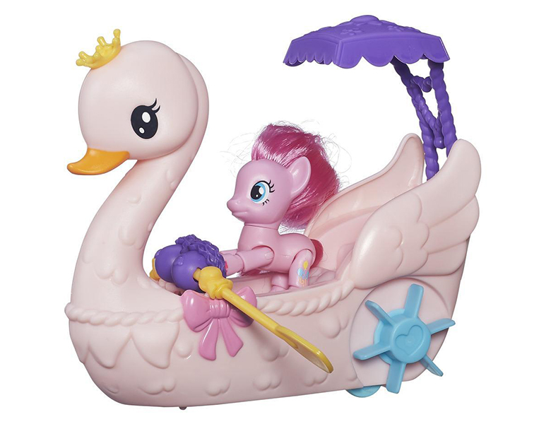 Hasbro My Little Pony Schwanenboot
