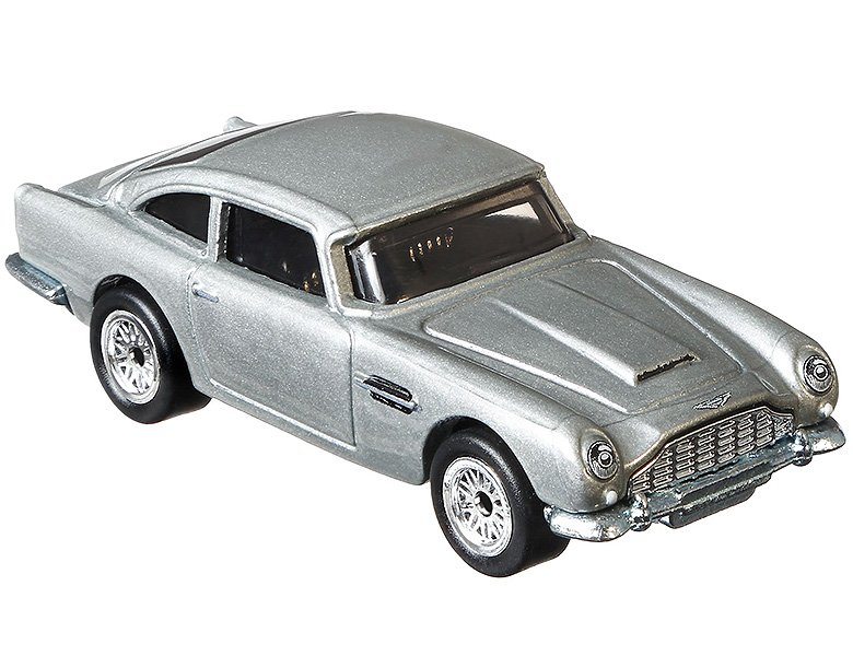 Hot Wheels Premium Car Fast Furious Aston Martin Db5 1 64 Spielzeugauto