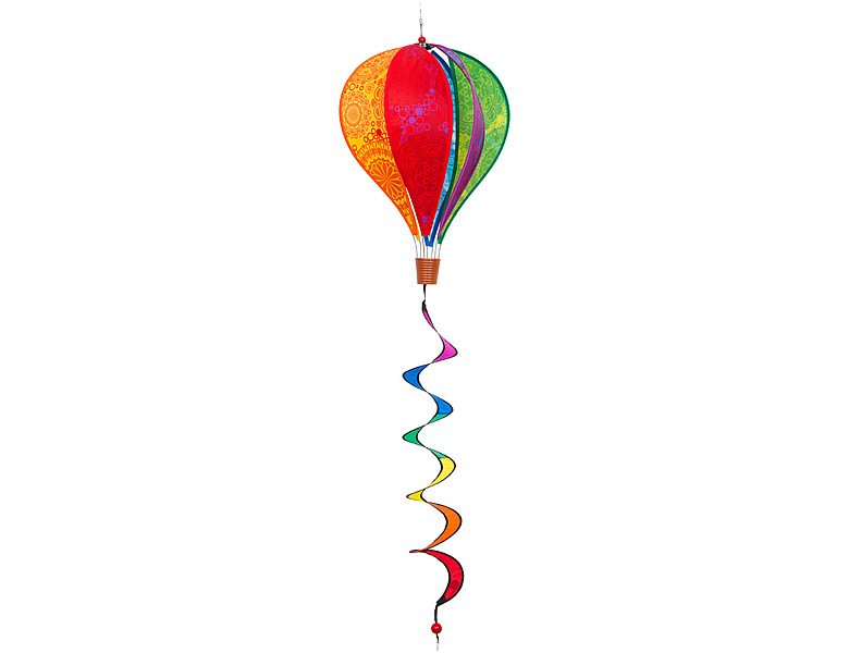 HQ Invento Windspiele Twist Hot Air Balloon Victorian Style