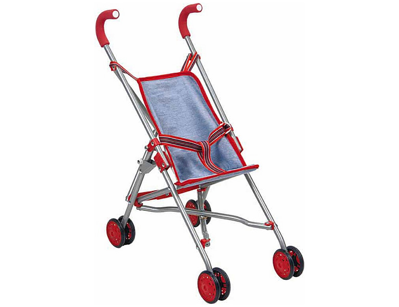 k the kruse buggy jeans mit streifenband puppenwagen. Black Bedroom Furniture Sets. Home Design Ideas
