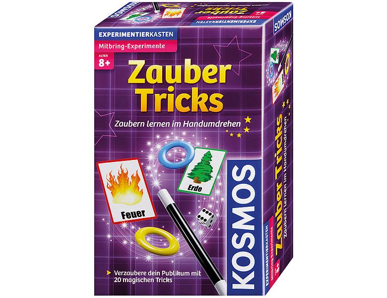 Kosmos Experimentierkasten Zauber Tricks