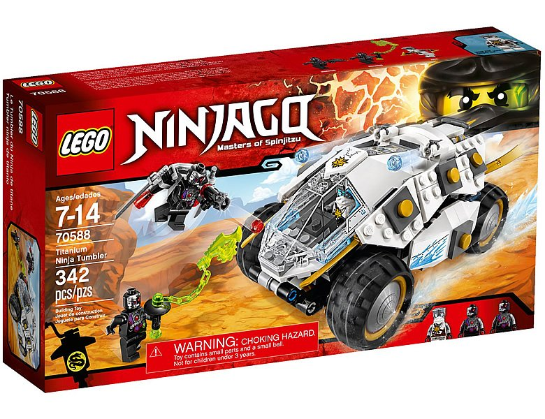 Titan-Ninjamobil