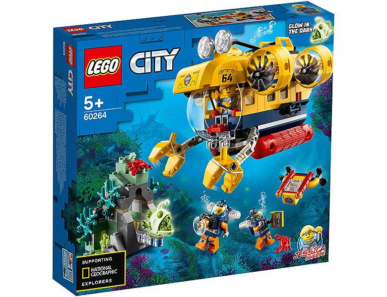 Lego City U Boot