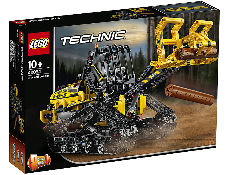 LEGO Technic Raupenlader (42094)
