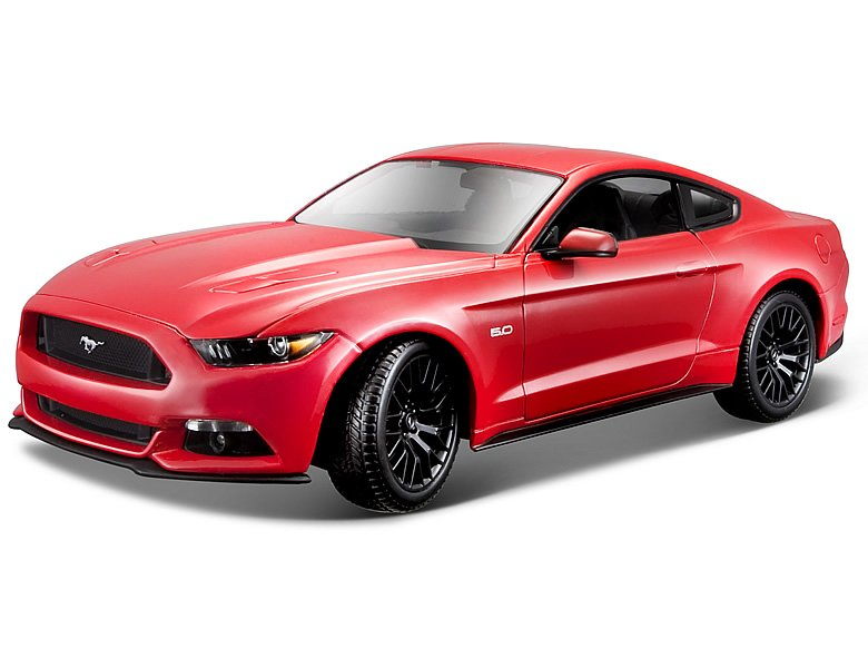 maisto 1 18 special edition ford mustang gt 2015 rot die. Black Bedroom Furniture Sets. Home Design Ideas