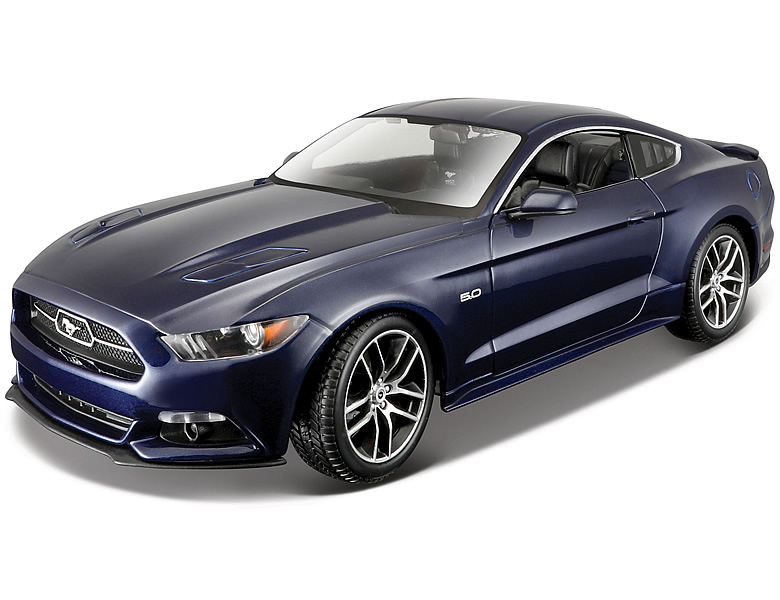 maisto 1 18 ford mustang gt 50th anniversary blau die. Black Bedroom Furniture Sets. Home Design Ideas