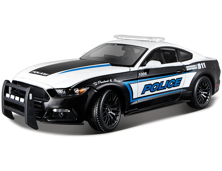 maisto 1 18 ford mustang gt police die cast modelle. Black Bedroom Furniture Sets. Home Design Ideas